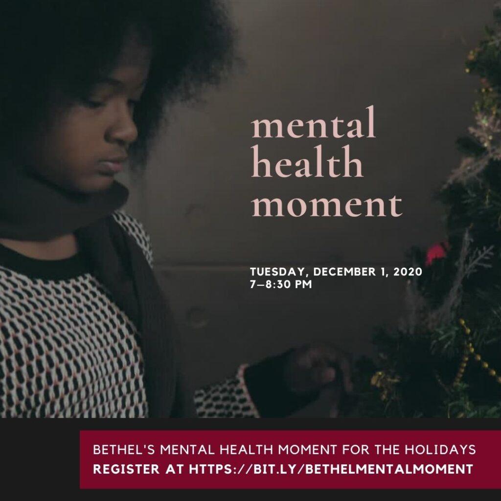 mental health moment